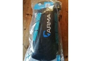 ARMA NEOPRENE BRUSHING BOOTS. TEAL. FULL SIZE