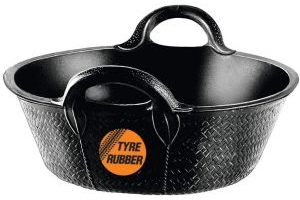 Tyre Rubber ¢ Feed Skip Black