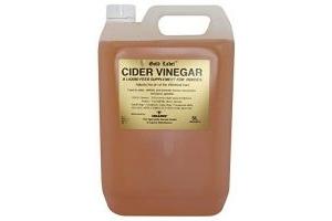 Gold Label Unisex's GLD0016 Cider Vinegar, Clear, 5 Litre