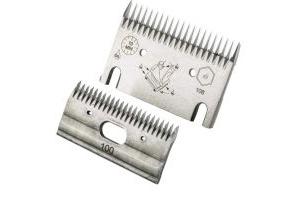 Liscop Cutter & Comb A106 Coarse Blades