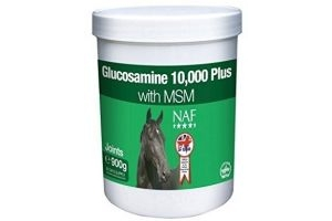 Natural Animal Feeds NAF Glucosamine 10000 Plus With MSM - 900g
