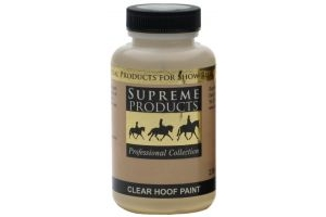 Supreme Products Hoof Paint Clear