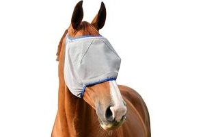 equilibrium Field Relief Midi Without Ears Fly Mask Small Black