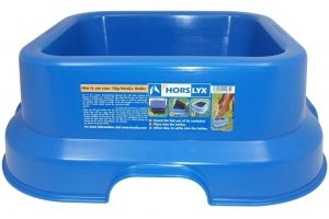 Horslyx 15kg Holder Blue