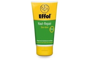 Effol-Skin Repair Skin 150 ml, for Horses Antiseptic Cream / Dermatologically Tested A protective Film against viruses, germs and Parasites forms.