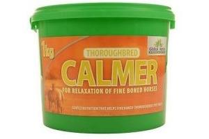 Global Herbs 1kg Thoroughbred Calmer