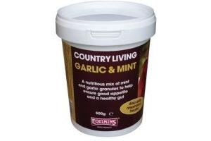 Equimins Garlic and Mint Granules 500g