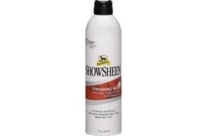 ABSORBINE SHOWSHEEN FINISHING MIST SPRAY - 15 OUNCE