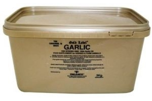 Gold Label Garlic Powder x Size: 3 Kg