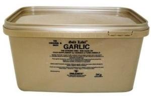 Gold Label Garlic Powder x Size: 3 Kg