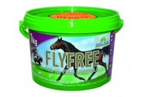 Global Herbs Flyfree 5kg - Clear, 5Kg