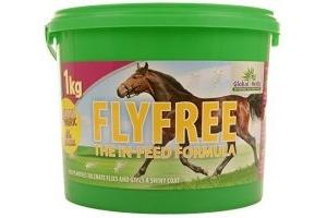 Global Herbs Flyfree Feed (1kg) (May Vary)