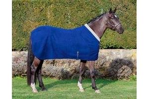 LeMieux Unisex's Four Seasons Rug Horse, Benetton Blue, 5'9