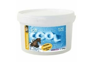 NAF ICE COOL 3KG  effective 24 hour horse leg & tendon cooling clay