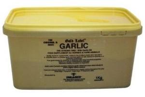 Gold Label - Garlic Powder x Size: 1 Kg
