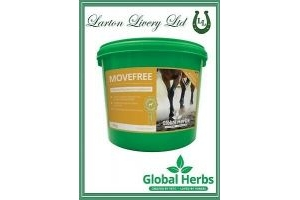 Global Herbs MoveFree 1kg, The Joint Maintenance Supplement