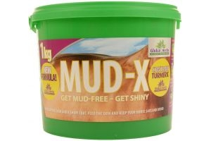 Global Herbs Mud-X Horse Supplement 1kg