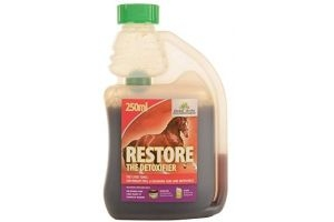 Global Herbs Restore Liquid 250ml - Clear, 250Ml
