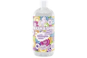 Universal Unisex's KBL0370 Magicbrush Wash and Shine Shampoo Fruit Surprise, Clear, Regular