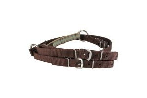 Kincade Nylon Anti-Grazing Straps Brown