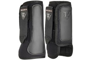 equilibrium Tri-Zone Impact Sports Boots - Black