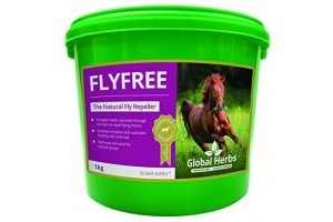 Fly Free by Global Herbs (1KG)