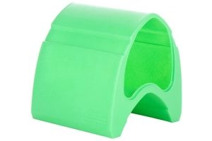 Classic Showjumps Saddle Carrier Lime