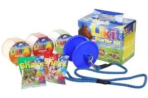 Likit Starter Kit : Blue