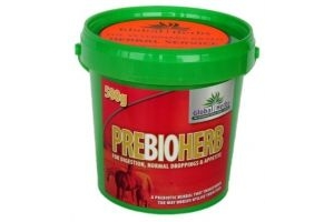 Global Herbs Prebioherb Horse Prebiotic Supplement x Size: 500 Gm