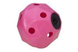 Prostable Hayball Small Holes - Pink - TRL2915