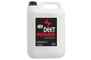 Naf Unisex's Off Off Deet Power Fly Repellent Spray Refill, Clear, 2.5 kg