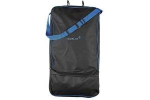 Dublin Imperial Bridle Hook Bag - Black/Blue