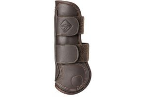 Lemieux Unisex's Capella Tendon Boots, Brown, Full