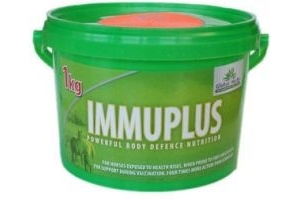 ImmuPlus for your Horses Immune System (1Kg) - Global Herbs