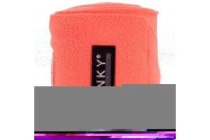 Anky Fleece Bandages Coral