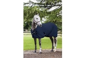 LeMieux Unisex's Thermo Cool Rug Horse, Navy, 5'6