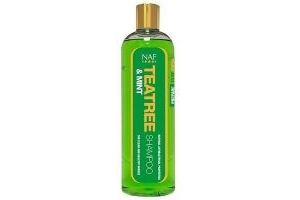 NAF Teatree and Mint Shampoo  500ML Free Post