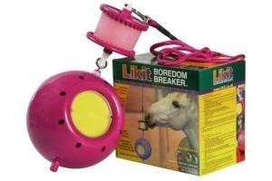 Likit - Horse Stable Boredom Breaker Glitter Pink