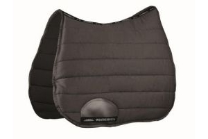 Weatherbeeta Ambition All Purpose Full Size Saddle Pad - Navy Blue