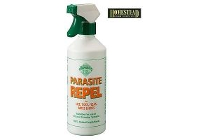 BARRIER PARASITE REPEL SPRAY 500ml - HORSE GOAT DOGS ALPACAS SHEEP