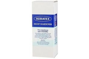 Keratex Hoof Hardener - 250ml Grooming