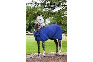 LeMieux Unisex's Thermo Cool Rug Horse, Benetton Blue, 5'3