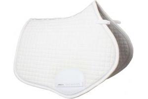 WeatherBeeta Prolux All Purpose Saddle Pad White/White