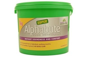 Alphabute Super by Global Herbs (1KG)