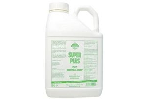 Barrier Unisex's BAR0006 Super Plus Fly Repellent, Clear, 5 Litre