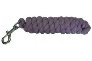 Pro Tack Lead Rope Trigger Hook: Lilac