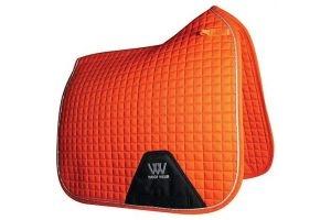 Woof Wear Toklat Dressage Saddle Pad, Orange
