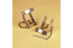Stubbs Show Jump Cups BSJA Type Pole Pattern & Pins x Size: Pair (JS57)
