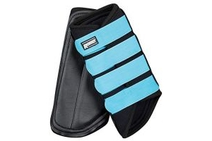 ROMA NEOPRENE BRUSHING BOOT BLACK/BLUE FULL