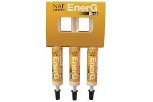 Naf Energ Shot: 3 x 30ml Syringe